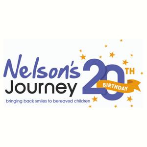 Nelsons Journey 20 years Logo
