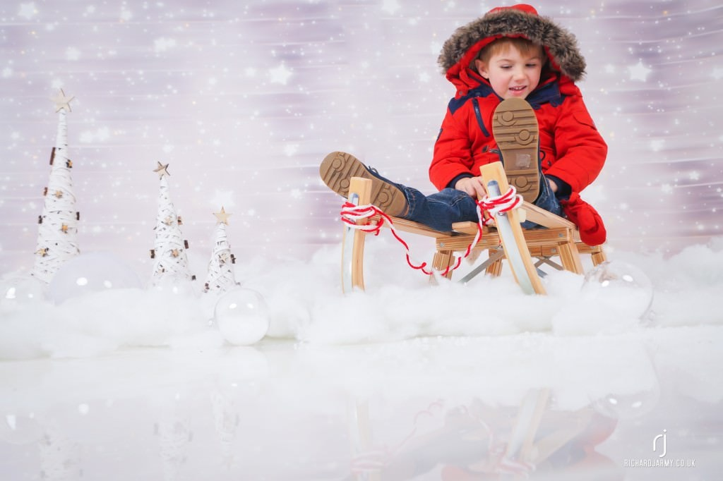 Pop Up Photoshoots - Christmas Winter Wonderland Richard Jarmy Photography - Wedding commercial event Photographer