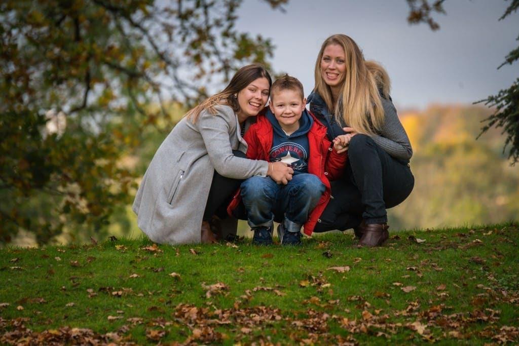 Pop Up Photoshoot - Earlham Park Woodland - Family - Richard Jarmy Photography - Wedding commercial event Photographer