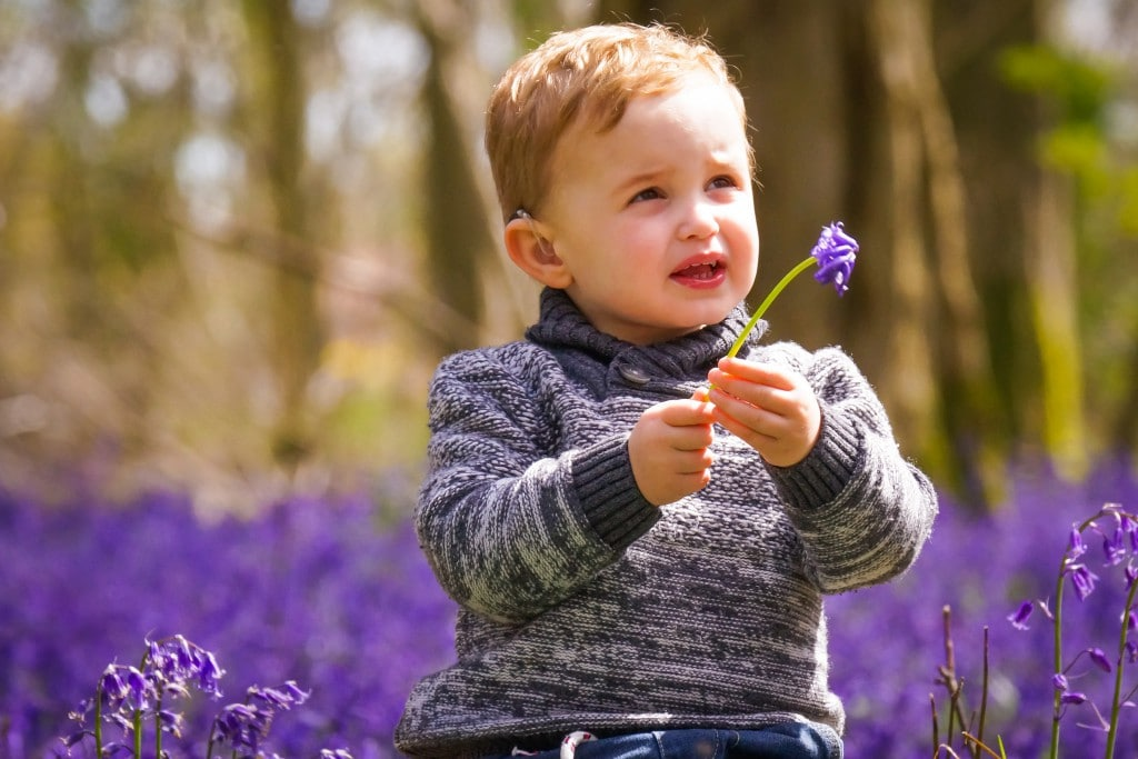 Bluebells Pop Up Photoshoot - Richard Jarmy Photography - Wedding commercial event Photographer