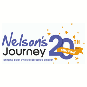 Nelsons Journey 20 years Logo