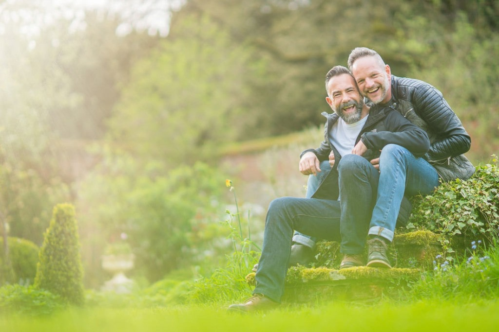 James & Mark, Thurning Hall - Pre Wedding Shoot