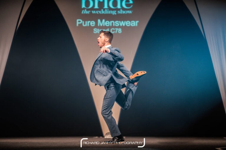 pure suit hire menswear catwalk