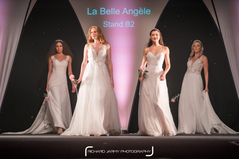 la belle angele catwalk