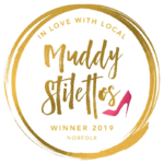 Muddy Stilettos Awards 2019 Best Norfolk Photographer