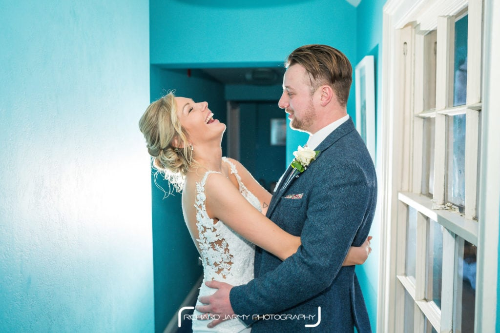Titchwell Manor Newlyweds Tegan & Mitch