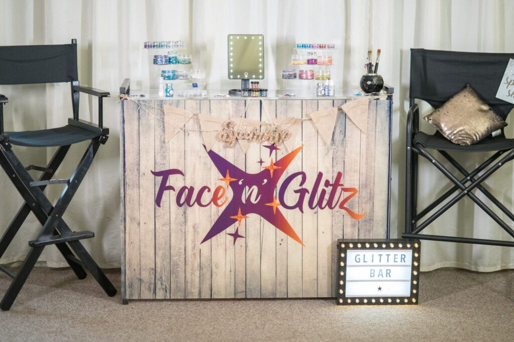 Face 'n' Glitz Glitter Bar