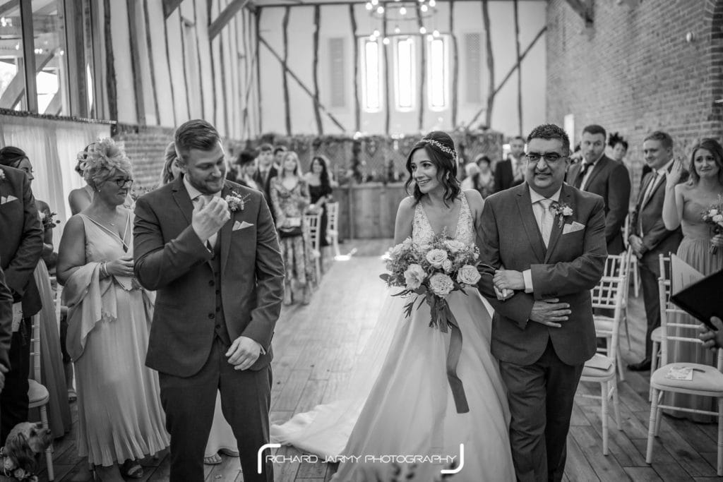 Chantelle & Chris - Bressingham Hall