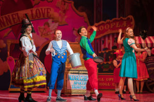 Norwich Theatre Royal Panto 2019 - Cinderella