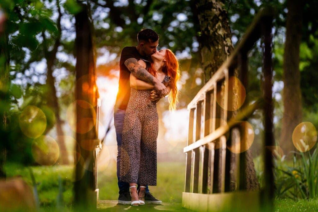 Jess & Ryan Pre Wedding Shoot - Hall Farm Cottages